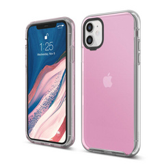 Hybrid Case for iPhone 11 - Lovely Pink