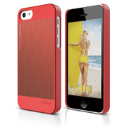 S5c Outfit Matrix Case for iPhone 5C - Italian Rose / Italian Rose