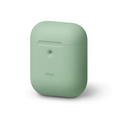 Airpods Silicone Case - Pastel Green