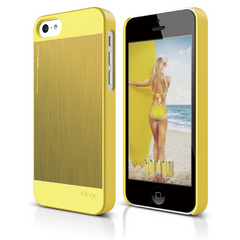 S5c Outfit Matrix Case for iPhone 5C - Yellow / Yellow