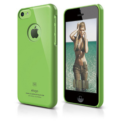 S5c Slim Fit Case for iPhone 5C - Green