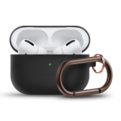 Airpods Pro Slim Hang Case - Black