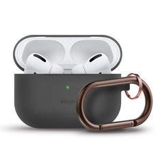 Airpods Pro Hang Case - Dark Gray