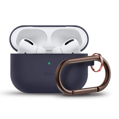 Airpods Pro Slim Hang Case - Jean Indigo