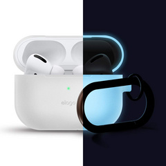 Airpods Pro Hang Case - Nightglow Blue