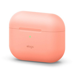 Airpods Pro Original Silicone Case - Peach