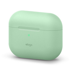 Airpods Pro Original Silicone Case - Pastel Green