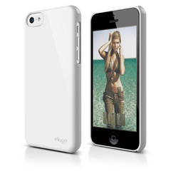 S5c Slim Fit 2 Case for iPhone 5C - White