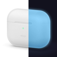 Airpods Pro Original Silicone Case - Nightglow Blue