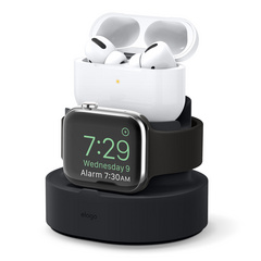 Mini Dual Pro Charging Stand - Black