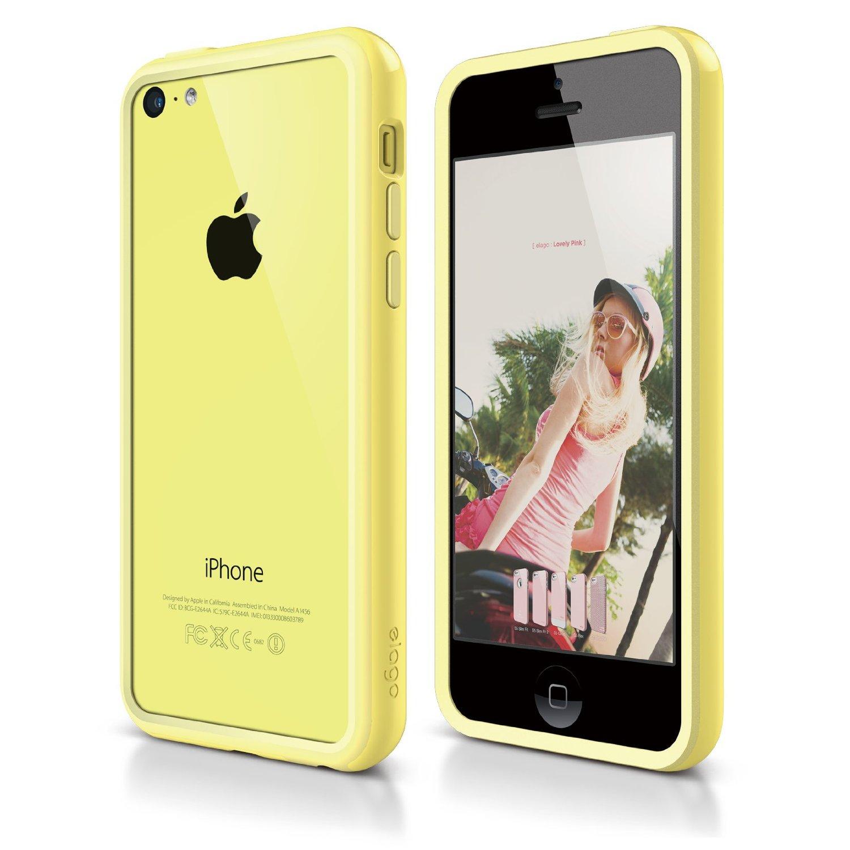 S5c Bumper Case for iPhone 5C - Yellow :: ELAGO   SLG Design