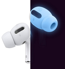 Airpods Pro Earbuds - Nightglow Blue (6pairs)