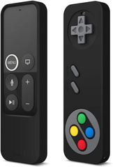 R4 Intelli Retro Case for apple TV Remote - Black