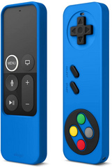 R4 Intelli Retro Case for apple TV Remote - Blue