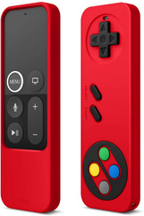 R4 Intelli Retro Case for apple TV Remote - Red