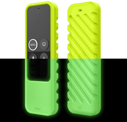 R3 Intelli Case for apple TV Remote - Neon Yellow