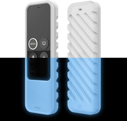 R3 Intelli Case for apple TV Remote - Nightglow Blue