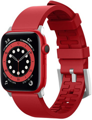 Apple Watch Sport Strap - Red