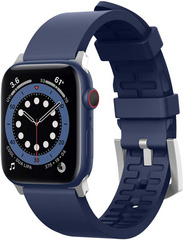 Apple Watch Sport Strap - Jean Indigo