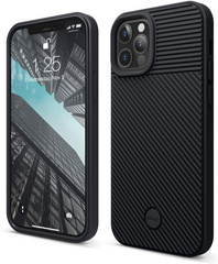 Cushion Case for iPhone 12/PRO - Black