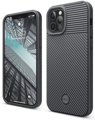 Cushion Case for iPhone 12/PRO - Dark Gray