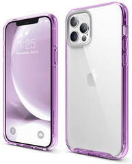 Hybrid Case for iPhone 12/PRO - Lavanda