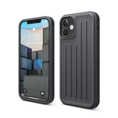 Armor Case for iPhone 12 Mini - Dark Gray