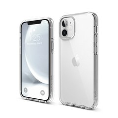 Hybrid Case for iPhone 12 Mini - Clear