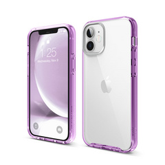 Hybrid Case for iPhone 12 Mini - Lavanda