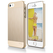 S5 Outfit Matrix Case for iPhone 5/5s/SE - Champagne Gold / Champagne Gold