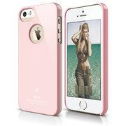 S5 Slim Fit Case for iPhone 5/5s/SE- Lovely Pink