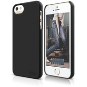 S5 Slim Fit 2 Case for iPhone 5/5s/SE - Soft Black