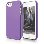 S5 Slim Fit 2 Case for iPhone 5/5s/SE - Soft Purple