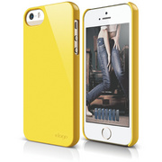 S5 Slim Fit 2 Case for iPhone 5/5s/SE - Sport Yellow