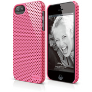 S5 Breath Case for iPhone 5/5s/SE - Hot Pink