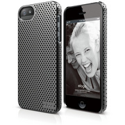 S5 Breath Case for iPhone 5/5s/SE - Metallic Dark Gray