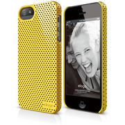 S5 Breath Case for iPhone 5/5s/SE - Sport Yellow