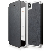 S5 Leather Flip Case for iPhone 5/5s/SE - Jean Indigo