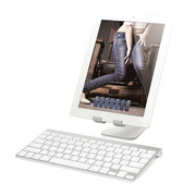 P2 Stand  for iPad and Tablet PC - Silver