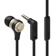 E6M Control Talk In-Ear Earphones - Champagne Gold