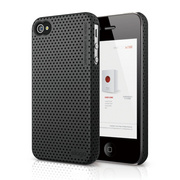 S4 Breath Case - Metallic Black