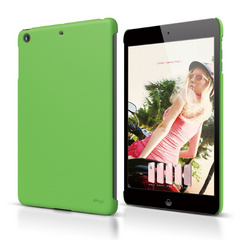 A4R Slim Fit Case for iPad Mini Retina - Soft Green