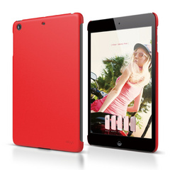 A4R Slim Fit Case for iPad Mini Retina - Soft Red