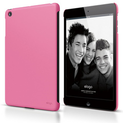 A4M Slim Fit Case for iPad Mini - Soft Pink