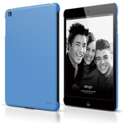 A4M Slim Fit Case for iPad Mini - Soft Blue