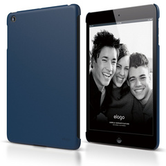 A4M Slim Fit Case for iPad Mini - Soft Jean Indigo