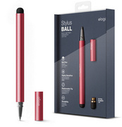Stylus Ball - Red Pink